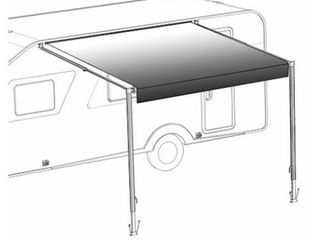 Aleko AWC 10x8 retractable awning frame only