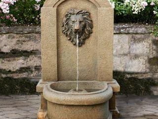 Classic lionhead Floor Fountain Retail 342 49
