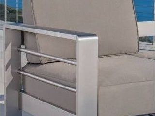 Cape Coral Outdool Club Chair from Christopher Knight Home