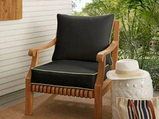 Sunbrella Sawyer Deep Seat Indoor Outdoor Cushions