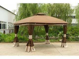 Sunjou Replacement Canopy Set  Deluxe