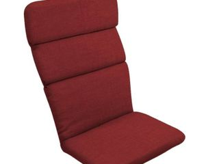 Arden Selections Ruby leala Texture Adirondack Cushion   45 5 in l x 20 in W x 2 25 in H