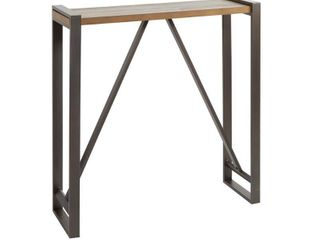 Boston Slim Trestle Frame Console Table  Retail 96 49