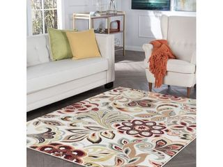 Alise Rugs Decora Contemporary Abstract Area Rug   9 3 x 12 6  Retail 232 49