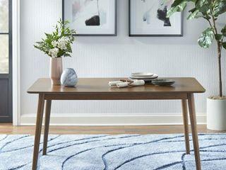 Simple living Newington Dining Table  Retail 272 99
