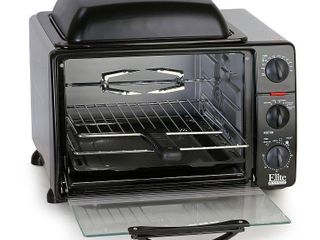 Elite Platinum 0.8Cu. Ft. Multi-function Toaster Oven ERO-2008SZ Retail:$109.99
