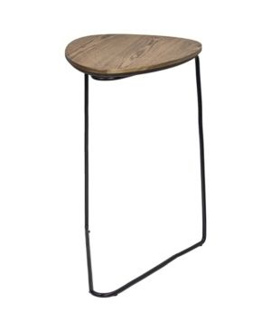 Modern C Style End Side Table   Oval  28  Retail 153 49