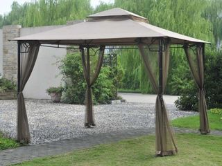 Sunjoy Replacement Canopy Set for l GZ136PST F 10 x10  Claremont Gazebo Retail 98 49