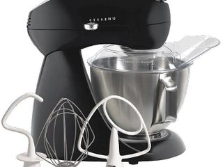 Hamilton Beach Black 4 Quart All-Metal Stand Mixer Retail:$199.98