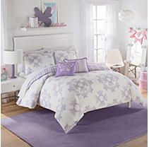 Waverly Kids Ipanema Reversible 3-piece Comforter Set Retail:$89.98