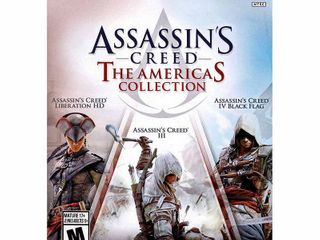 Assassin s Creed  The Americans Collection  Xbox 360