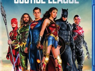 Justice league  Blu Ray  Movies