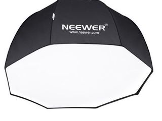 Neewer 47 120cm Octagonal Speedlite  Studio Flash  Speedlight Umbrella Softbox with Carrying Bag for Portrait or Product Photography