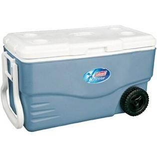 Coleman 100 Qt  Wheeled Cooler