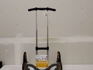 UpCart lift  Rated For Up To 200lbs    Only Stair Climbing Hand Truck That Folds Completely Flat 39x25x10