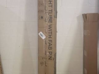 Hyperikon 8 Foot lED Tube  T8 T10 T12 36W 75W  Ballast Bypass  Frosted lens  Ul  Crystal White  20 Pack