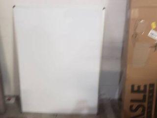 36in X 48in Whiteboard Only
