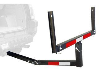 MaxxHaul 70231 Hitch Mount Truck Bed Extender  For ladder  Rack  Canoe  Kayak  long Pipes and lumber