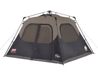 Coleman 6 Person Instant Tent 10  x 9
