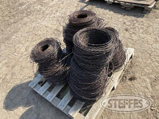 10 spools of barbed wire 1 jpg