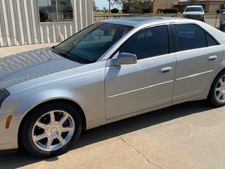2005 Cadillac CTS   NO RESERVE