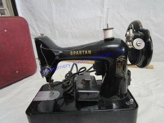 SPARTEN 3 4 SEWING MACHINE