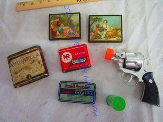 COllECTABlES  TINS  CAP GUN  WAll DECOR
