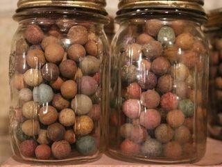 2 Jars of Clay Marbles