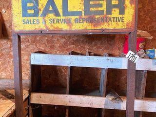 Vermeer Dealer sign