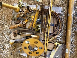 VERMEER PTO SHAFTS  NEW ROllER  OTHER PARTS