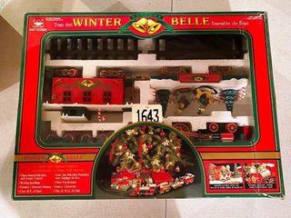 WINTER BEllE TRAIN SET
