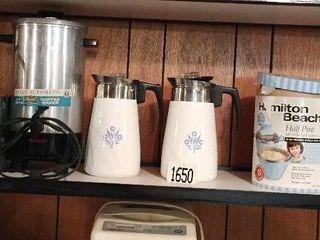 COFFEE MAKER  CARAFFES  ICE CREAM MAKER