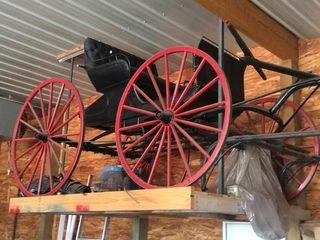 Deere & Webber buggy