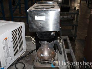Bunn VPR Series Single Pot w/Warmer, Decanter-