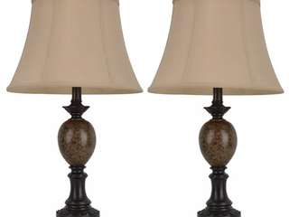 Table lamp Set  Bronze