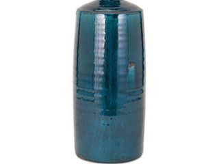 IMAX Arlo large Blue Vase
