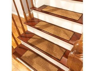Gloria Rug Stair Treads Non Slip   8 5 x 26