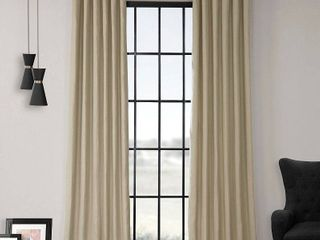 Exclusive Fabrics  amp  Furnishings French linen Curtain