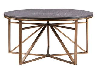 Mankato Coffee Table   Bronze