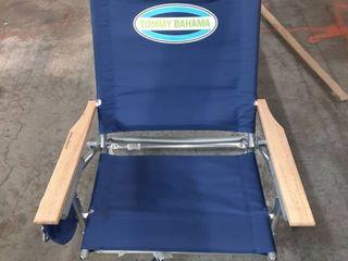 Tommy Bahama Beach Chair   Navy Blue