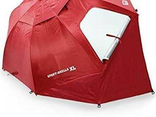 Sport Brella Xl Vented SPF 50  Sun and Rain Canopy Umbrella for Beach and Sports Events  9 Foot