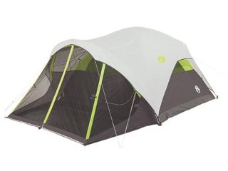 Coleman Steel Creek Fast Pitch 6 Person Dome Tent with Screen Room