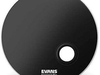 Evans REMAD Resonant Bass Drum Head  20 Inch