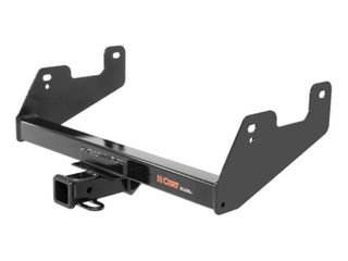 CURT 13118 Class 3 Trailer Hitch  2 Inch Receiver  Select Ford F 150