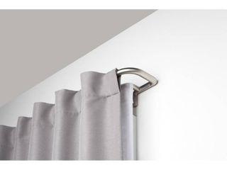 Umbra Twilight Adjustable Wrap Around Double Curtain Rod