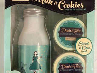 Milk   Cookies Tub Time Retreat Sweet   Clean