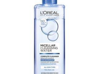 l Oreal Paris Micellar Cleansing Water Complete Cleanser  13 5 fl  oz