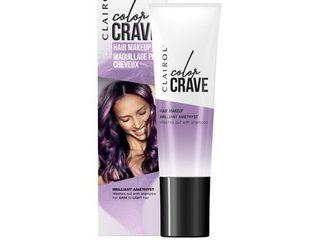Clairol Color Crave Hair Makeup Amethyst   1 5 fl oz