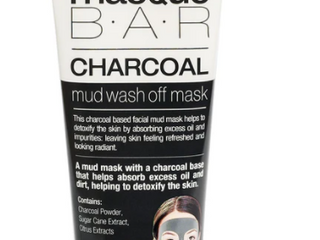 Unmasque Beauty Masque Bar Charcoal Mud Wash Off Mask lot