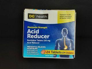 2  Dg Maximum Strength Acid Reducer Ranitidin 150mg  2 X 24   48 Tablets  1 21